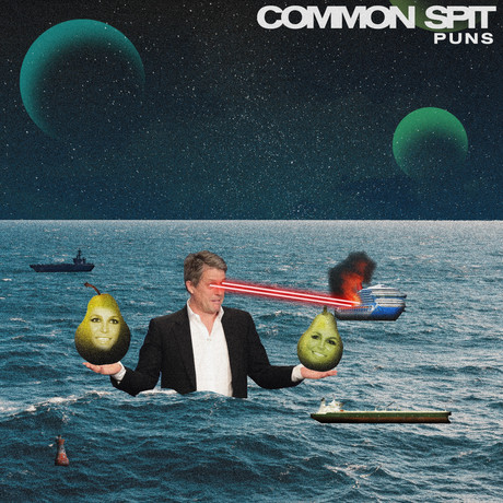 Common Spit - Puns | EP Review