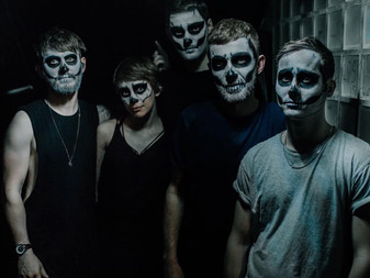 Live Review: Rolo Tomassi w/ Blood Command, Cassius, Bone Cult | Nottingham Rescue Rooms | 30/10/201