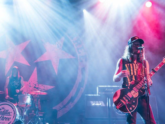 The Cadillac Three w/ Tyler Bryant & The Shakedown at The O2 Academy Bristol - 11/11/16