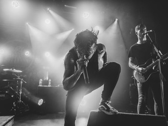 Bury Tomorrow w/ Crossfaith, Black Peaks + Any Given Day at Y Plas, Cardiff