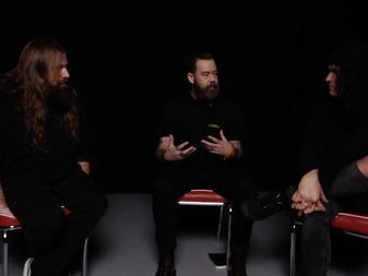 WATCH: Mark Morton & Mille Petrozza discuss being 'Unified Through Thrash'
