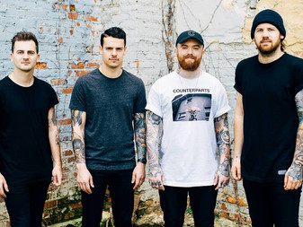 Beartooth - Interview with Taylor Lumley