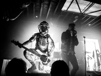 Live Review: Immersion: Part One - Starset w/ Diskord | 02 Institute 2, Birmingham | 24/03/18