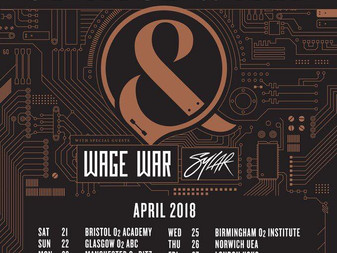 Live Review: Of Mice & Men w/ Wage War & Sylar | O2 Academy Ritz, Manchester | 23/04/18