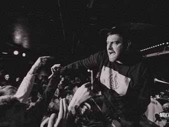 Photo Gallery: Counterparts, Can't Swim, Chamber & Static Dress | The Exchange, Bristol | 11