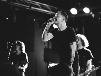 Touché Amoré w/ Gender Roles, Wedgewood Rooms, Portsmouth.