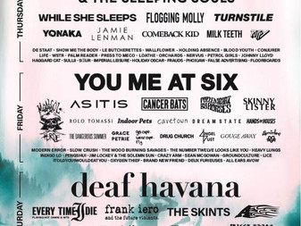 2000 Trees Announces Fourth Wave Of Bands!