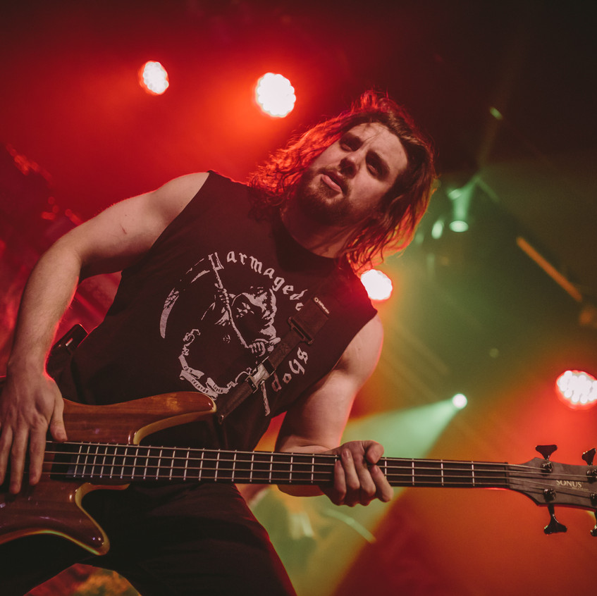 The Black Dahlia Murder  - Rock City - 17-03-18-35