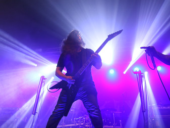 MTV Headbanger's Ball Tour: Iced Earth, Ensiferum and Kataklysm live at the Electric Brixton