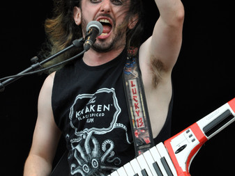 Alestorm - Interview with Christopher Bowes