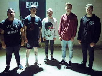 Like Pacific - Interview with Jordan Black