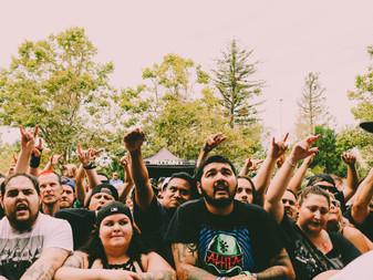 Noizze Goes Stateside: Warped Tour 2017