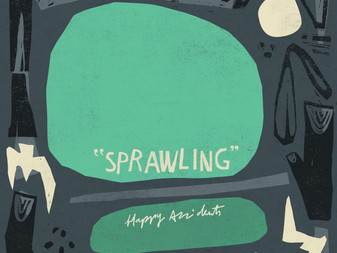 Happy Accidents - Sprawling | Album Review