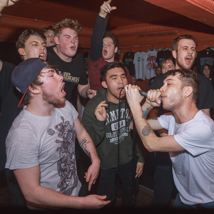 Hellions - Red Rooms - 22-02-17 - Nottingham-9