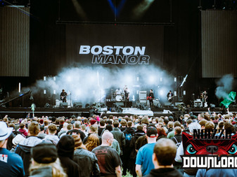 Boston Manor: The Download 2018 Interview
