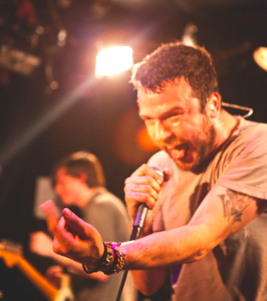 Max Bemis, Say Anything, Brandon Keith Osborn
