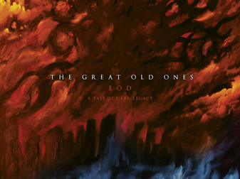 The Great Old Ones: 'EOD: A Tale of Dark Legacy' - Album Review