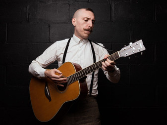 Live Review: Jamie Lenman | New Cross Inn, London | 01/11/20