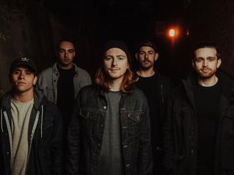 Currents Reveal Album Details And Release New Track 'A Flag To Wave'
