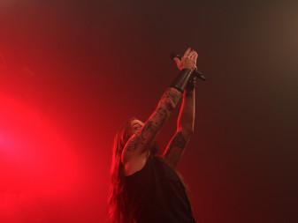 Ensiferum + Iced Earth + Kataklysm = Metal \||/