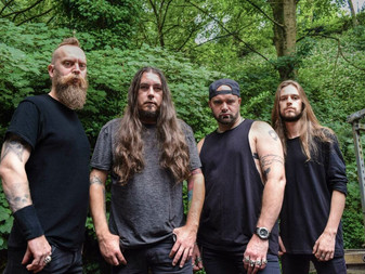 """""""We wanted more of an aggressive, chainsaw style album"""" - Evile on Unleashing Hell"""