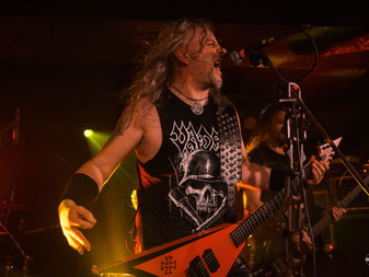 Live Review: Vader w/ Defiled and Chronosphere | London Underworld | 09.03.2020