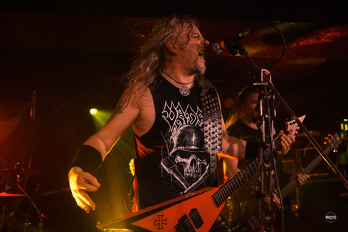Live Review: Vader w/ Defiled and Chronosphere   London Underworld   09.03.2020