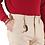 Thumbnail: R94 D-BE Pantalone una pence slim fit denim beige