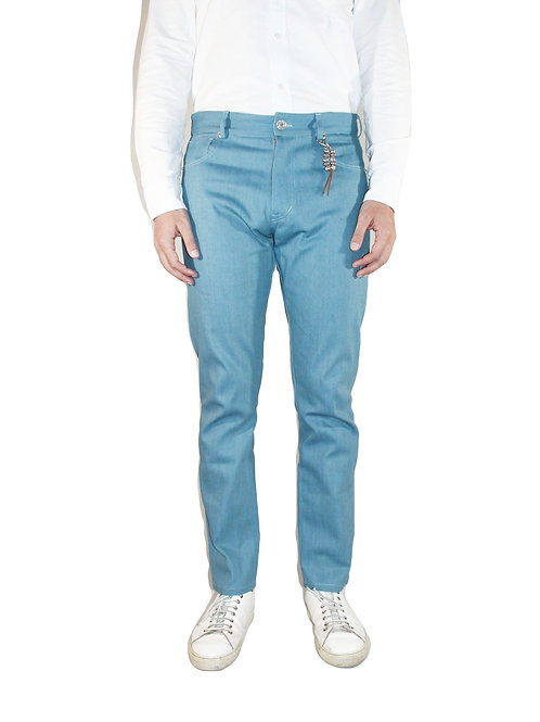 Five pockets denim blue R95 D-AZ