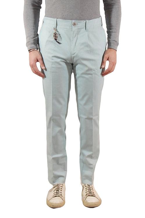 R92 D-CE Pantalone una pence denim leggero celeste