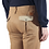 Thumbnail: R94 D-M Pantalone una pence slim fit denim marrone terra