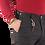 Thumbnail: R103 C-G2 Pantalone slim fit una pence taglio vivo tartan grigio