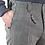 Thumbnail: R103 LA-PN Pantalone taglio vivo slim fit lana pied de poule grigi