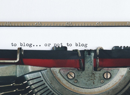Every business needs a blog! Where is yours?