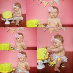 Amy Campbell Photography | Cake Smas