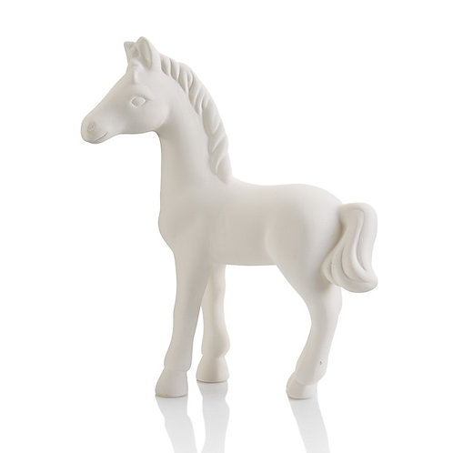 Standing horse - 6L x 7.5H - UP