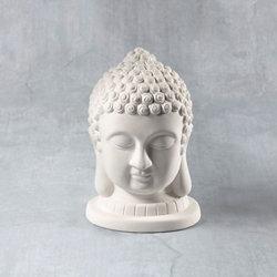 Buddah bust - 6 x 5.5 x 8.75