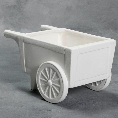 """Market cart - 7 3/4"""" L x 4 3/4"""" W x 4 1/2"""" H"""