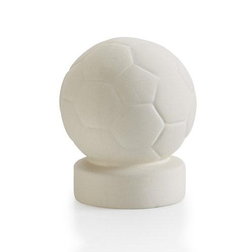 Soccer ball trophy - 3.25H x 2.5W