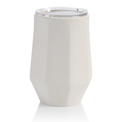 Prism mug with lid - 5H x 3.5W 12oz