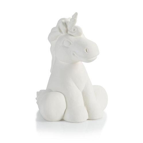 Not so biggy unicorn - 8H x 6.25W