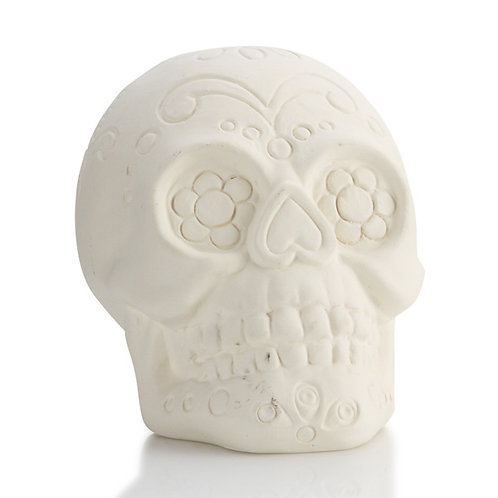 Sugar skull party animal - 3.75H x 3.25W- PD