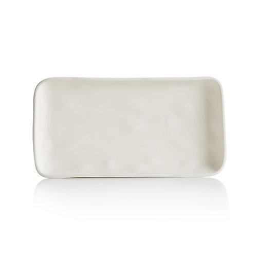 simply cottage rectangular platter - medium