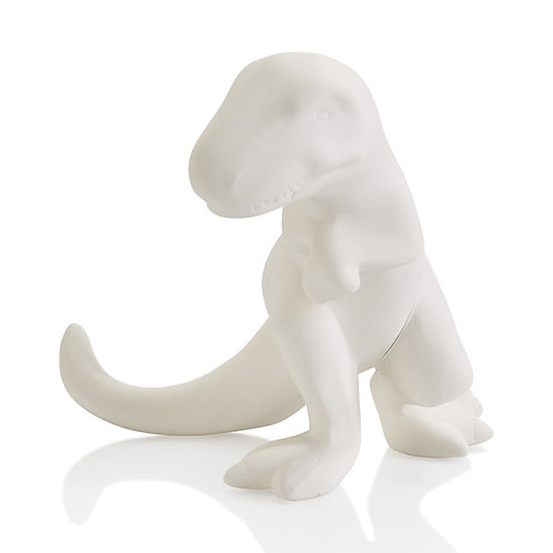 T-Rex figurine -7W x 6.25H - UP