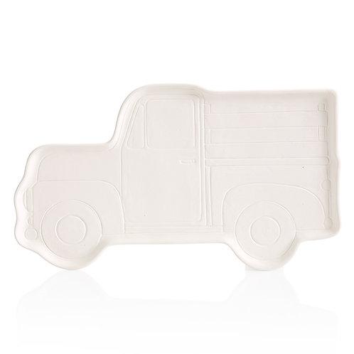 Truck platter - 12.75L x 7.25W