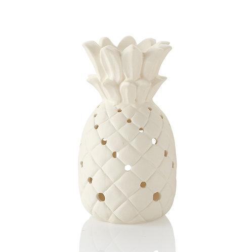 Pineapple lantern - 7H x 3.75W