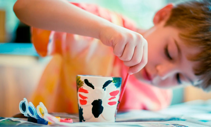 Pottery Painting - Painters Delight