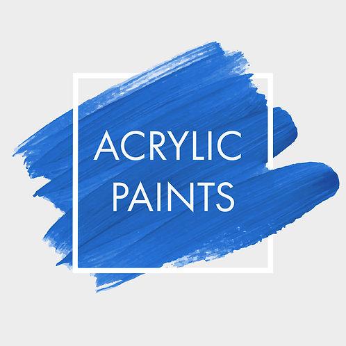 Acrylic Paints