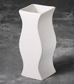 Puzzle vase - 7.5 in. H