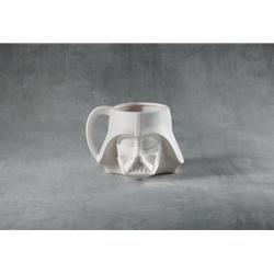 Darth Vader Helmet mug - 6.25 in.L x 6.75 in.W x 4.25 in.H